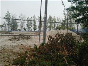 扬尘污染藏身村庄