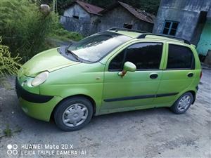 出售2010款1.2乐驰