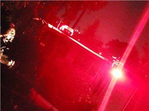 火情�o急,�f�d消防�出警迅速