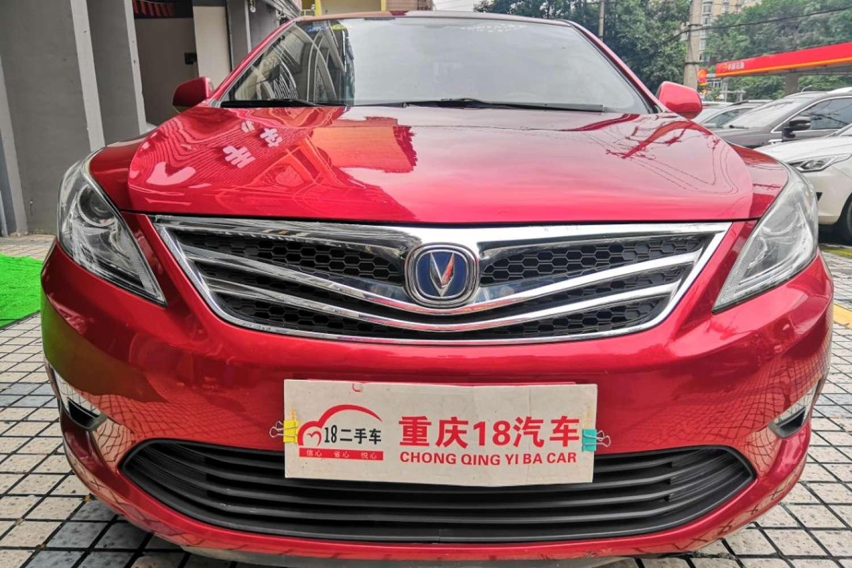 长安逸动 2014款 1.6L 手动尊贵型