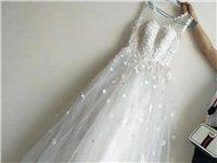 婚纱8~9成新