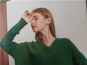 可以量身定制的羊绒衫新品上市啦??