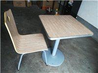 出售曲木桌椅三套 (桌子一張120*60 兩張60*60 八把椅子 ) 費縣實驗中學附近