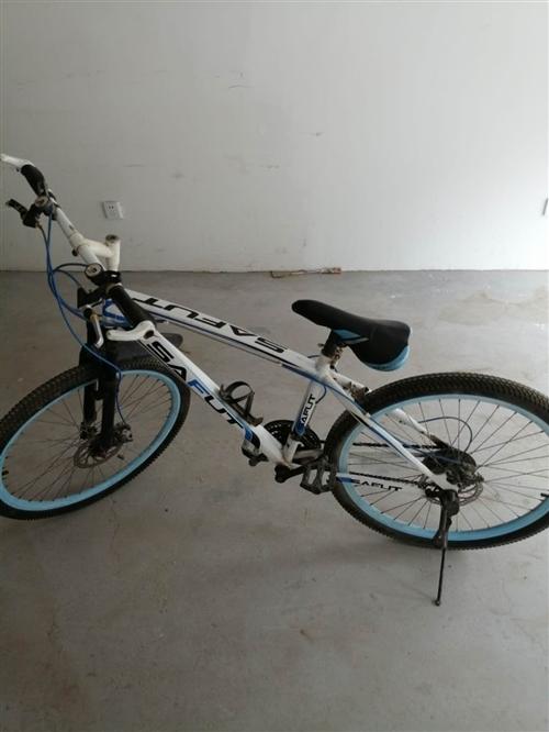 出售閑置山地自行車一輛