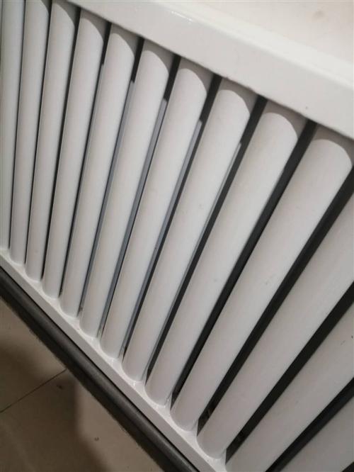 出售烤瓷暖氣片6組,雙排,幾乎全新,有意的電話1813203520 13231184219 價格...