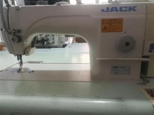 出售杰克缝纫机两台,九成新,有需要联系电话13333894559
