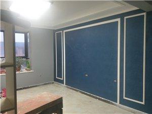专业壁纸壁布施工团队
