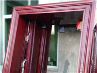 现有全防盗门和全新推拉移门便宜出售,防盗门原价1000多的,现在只卖300多一套。原价400多一平米...