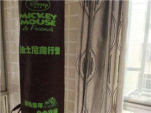 迪士尼爬行垫便宜转让,2cm厚1.8?2米,京东购买的没怎么用,180购入,60转