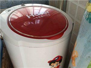 海尔洗衣机便宜转让,3.8公斤儿童洗衣机