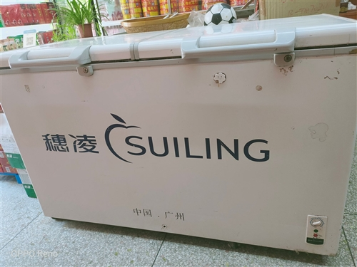 穗凌冷藏冰柜一臺,八成新680升。因貨物比較多,要置換一個大冰柜。現在便宜價格出售。