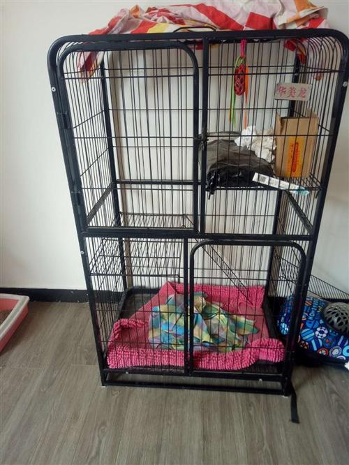 猫笼子,也可放小型犬!