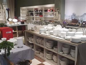 高端精品瓷器碗具日用餐具,店面�D�,�F�本清�},位置在河婆新城正�T���T瓷生活�w��^