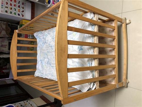華府天地二期一閑置嬰兒床出售