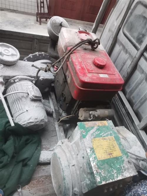 常柴發電機  29馬力  24千瓦 買來用了一個多月 兩個新電瓶 低價處理 15086955992