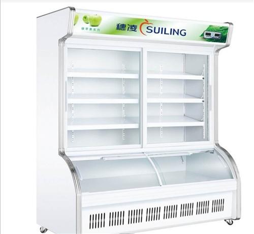 穗凌商用冷冻冷藏保鲜展示柜