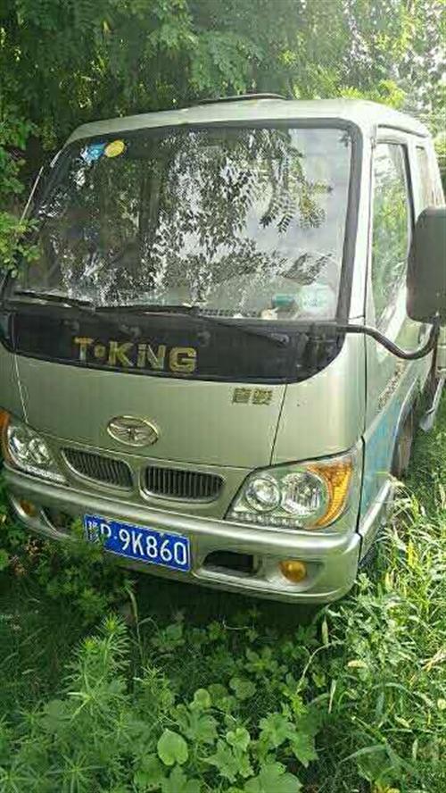 出售唐骏汽车一辆,3米长的车厢,价格便宜,电话18238221088
