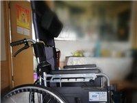 九九成新轮椅,刚买回来一个星期,家里老人去外地舅舅?#26131;?#20102;,用不着了,轮椅背椅可调节,最大角度可以放平...