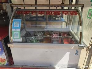 闲置冰粥机一台,300拉走   刚盘的铜管,