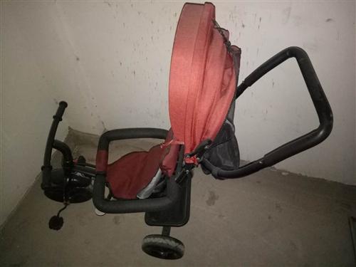 有一新儿童手推车出售150元
