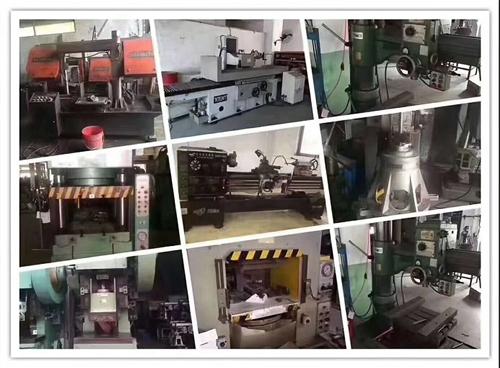 本人长期收购工厂闲置设备,各类通用机器,也大量出售二手设备,有需要处理或者购买的可以考虑一下