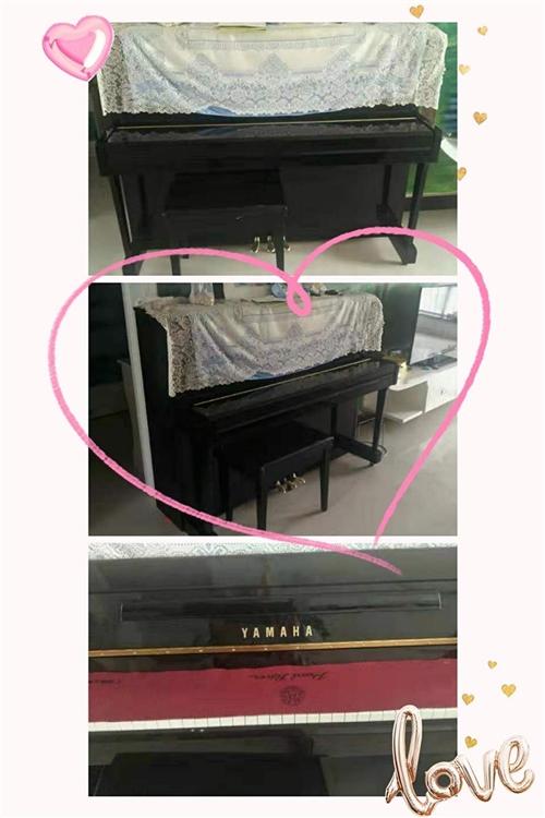 本人有一架雅马哈钢琴,八成新,基本没用,2015年秋季买的,有?#19981;?#30340;可以联系本人谈价!