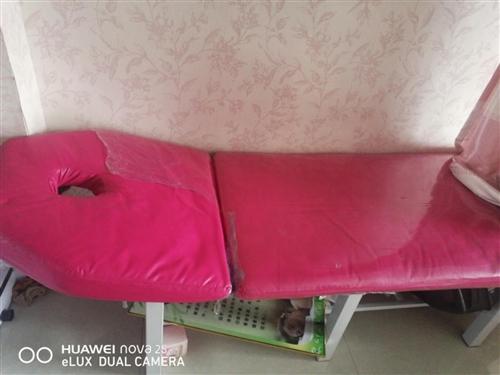 美容床和货架基本没用?#34892;?#35201;价格面议