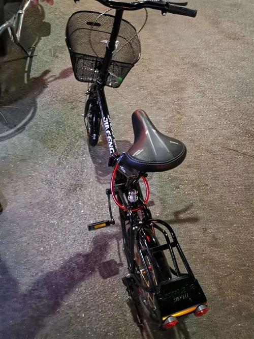 出售一手自行车,拿回来没骑过,价格便宜,欲购从速