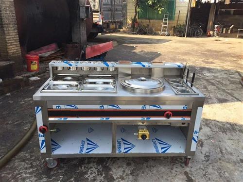 牛雜車車 買的時候4000元  全不銹鋼的  可以用來煮粉面 擺攤快餐等  用了一個月  現低價處理...