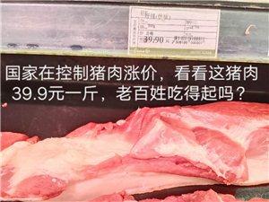 猪肉实在是太贵