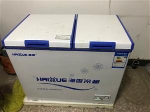 出售家用小冰柜,只用了两三个月,搬?#39029;?#21806;,地址:高阳县城