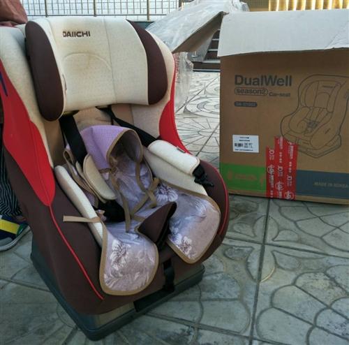 韩国玳奇安全座椅,九九新,没用过几次,闲置出售