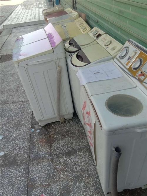 长期销售维修二手洗衣机以旧换旧价格面议