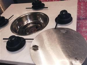 本店升级改向,现出售一批大理石桌面火锅桌,天然气灶,火烧石中餐桌。九点五成新,价格合理。电话:189...