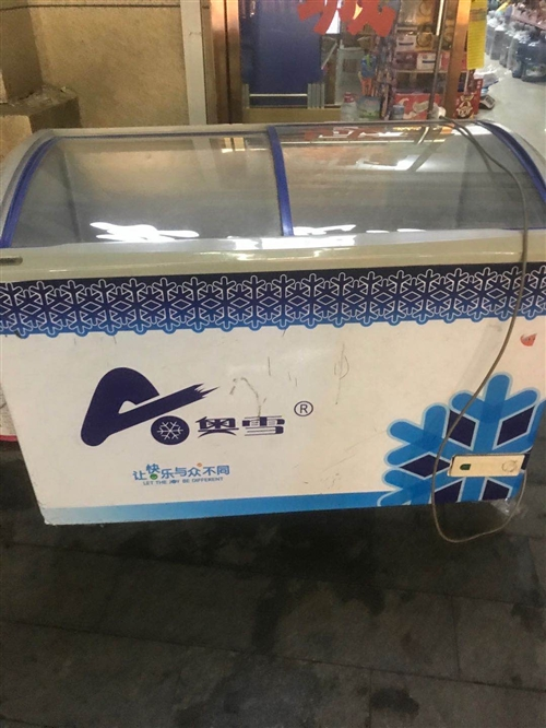 出售 二手電器  因店面升級 現出售超市用的冰箱冰柜各一個 立式空調一個 用了一年多了 啥毛病沒有...