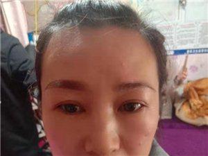 想纹眉的美女抓紧时间,原价880的轻氧眉299