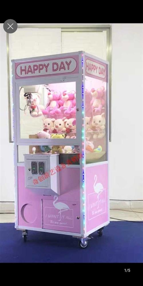 二手娃娃机一台成色好便宜卖