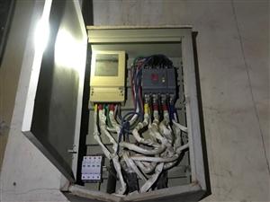 东万豪13号楼民用电