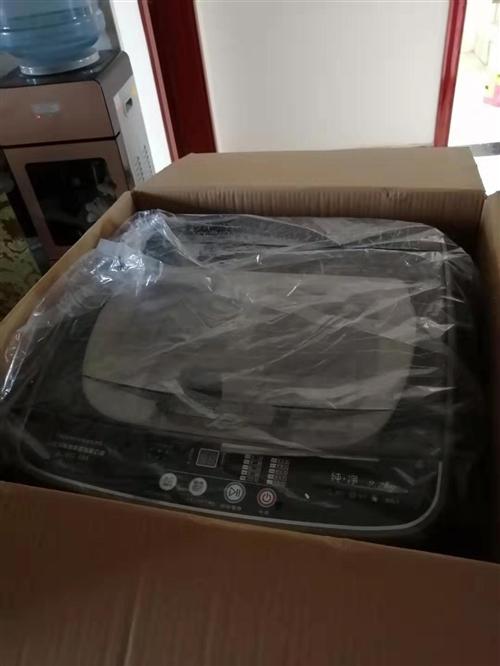 现有全自动洗衣机一台,全新,9.2公斤,未拆封。便宜处理。地址华宇臻品,可以先看货