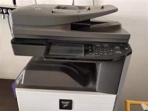 夏普DX-2008UC打印机,打印了不到一包纸