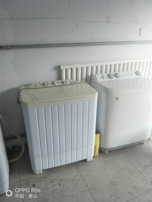 賣二手洗衣機 八成新  全自動的500  雙缸的160  保鮮柜500地址亮甲店  電話151305...