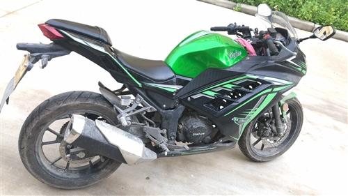200cc摩托車 (無改裝)手續齊全可上牌  目前行駛1000公里  非誠勿擾
