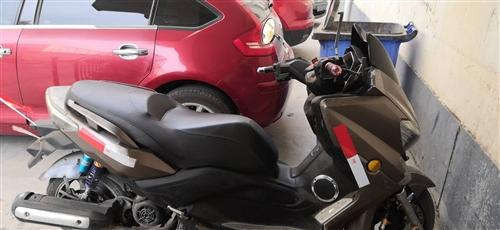 150大踏板摩托車,馬杰斯特t9,8.9成新,出售。手慢無,車沒任何問題。有牌照!