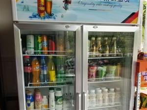 德玛仕品牌双门冰箱,使用不到两个月,几乎**。