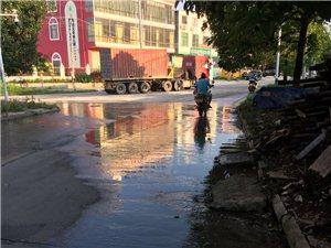 污水横流省道