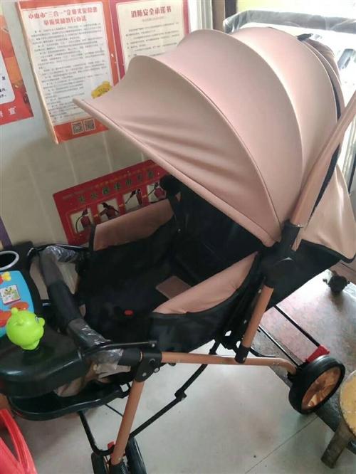 嬰兒圍欄和床自己家寶寶??用的床幾乎沒住過??圍欄一米八兩米的??一百元一個自取、推車70,保護膜還...