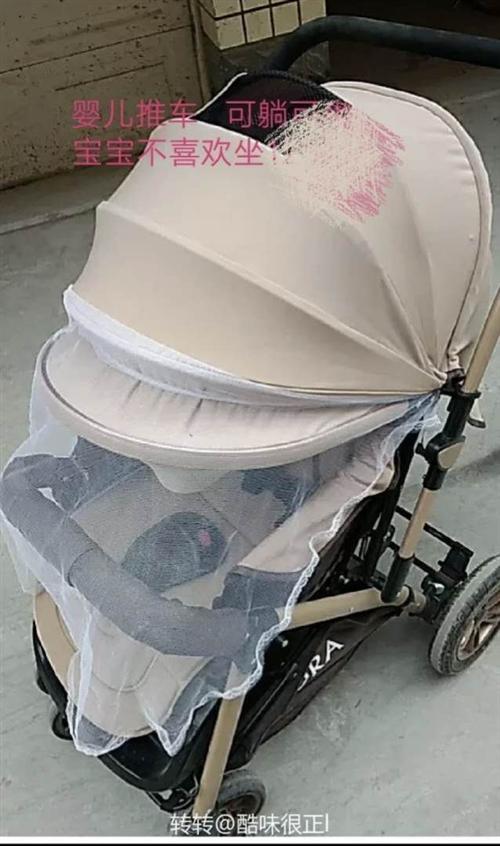 婴儿推车,好孩子学步车,宝宝大了不用了,便宜出,