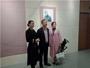 溧水美术馆开幕,首迎濮存周画展