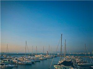 三亚~半山半岛帆船港