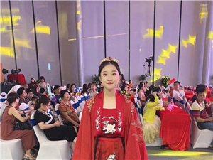 2019.小小好�音,蔡欣�o揭西�h河婆街道人�M入��|��Q�